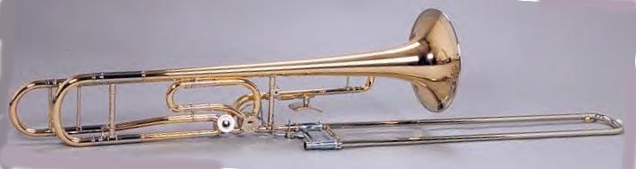Double Contrabass Trombone Contrabass Trombone