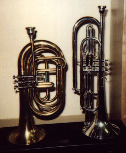 Bass and Contrabass Trumpet